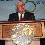 Mark Haney was No. 3 on the list of Most Influential People in Agriculture.