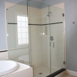 "A shower in the master bedroom of 3012 Blackford Parkway is shown. The home is one of the ""Homes of Excellence"" in the Home Builders Association of Lexington's Grand Tour of Homes, which is set for this weekend."