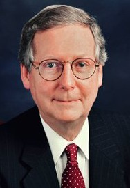 Sen. Mitch McConnell, R-Ky.