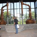 Inside Alltech's new distillery in Lexington.