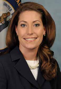 Secretary of State Alison Lundergan Grimes