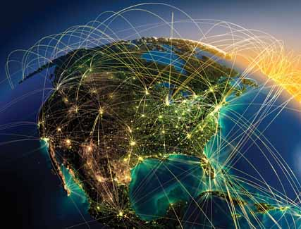 Most of the main 100-gigabit Internet2 backbone is in place in the United States and elsewhere, but building it out for commercial service is expensive.