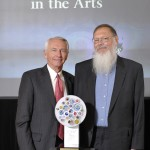 Gray Zeitz of Owenton receives the Artist Award.