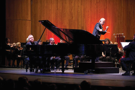 The Louisville Orchestra was one of 96 organizations to receive money from the Kentucky Arts Council.