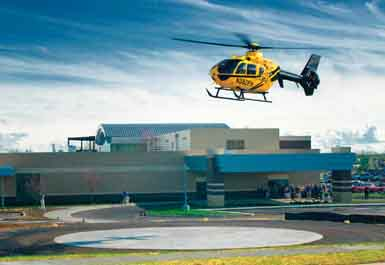 LifePoint Hospitals, which acquired Clark Regional Medical Center in 2010, pumped $60 million into its new 79-bed facility in Winchester. LifePoint owns several hospitals in Kentucky.