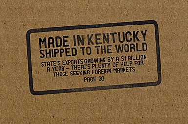 Exports: Made in Kentucky, Shipped to the World