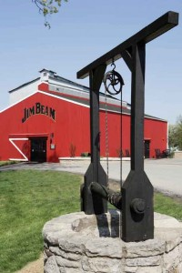 Jim Beam in Clermont, Ky., last year opened American Stillhouse, a new visitors center. The distillery is part of the Kentucky Bourbon Trail.