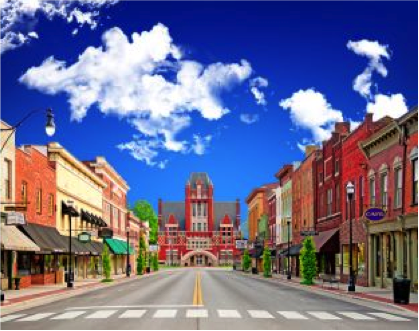 Bardstown Town Square Named One Of Best In U S