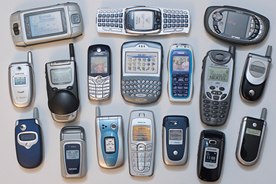 Gazelle pays customers for their old electronics, such as cell phones, and then finds new owners for them or recycles them.