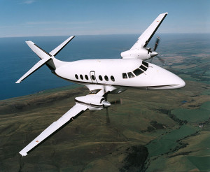 The aircraft that will be used is the sleek, high performance British Aerospace BAE Jetstream J32.