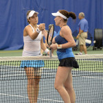 Madison Brengle d Nicole Gibbs