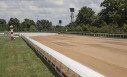 Keeneland begins installation of dirt racing surface
