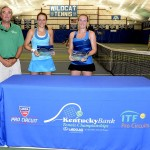 Womens Finalists w Kentucky Banks