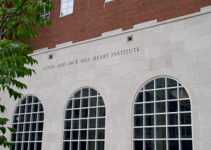 UK's Gill Heart Institute