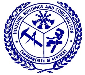 Kentucky Department Of Housing And Building Construction