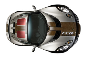 The Lotus ECO Elise prototype vehicle incorporated components formed from lightweight hemp-based fiberglass to assess its suitability as a vehicle raw material.
