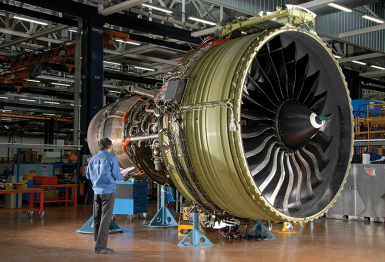Kentucky's exports are flying high with aerospace