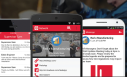 Red e App: Getting the private mobile message