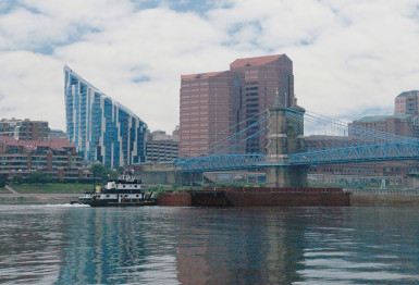 Putting the Ports of Cincinnati and Northern Kentucky on the Business Map