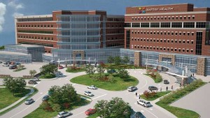 Baptist Health Lexington (formerly Central Baptist Hospital) has 360 staffed beds and is nearing completion of a $200 million expansion. Kentucky hospitals are managing shifts in their payer mix with hundreds of thousands of additional state residents covered now by Medicaid and 110,000 newly enrolled in commercial health insurance plans.