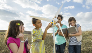 Large employers such as Lockheed Martin support programs that encourage education in science, technology, engineering and math, which the company believes requires collaboration among industry, educators, policy makers and families.