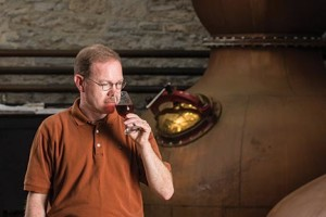 Under Chris Morris' tenure as master distiller, Woodford Reserve bourbon has launched multiple highly acclaimed specialty lines such as its Double Oaked and Master's Collection.
