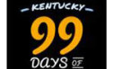 Kentucky Department of Travel and Tourism launches '99 Days of Summer'