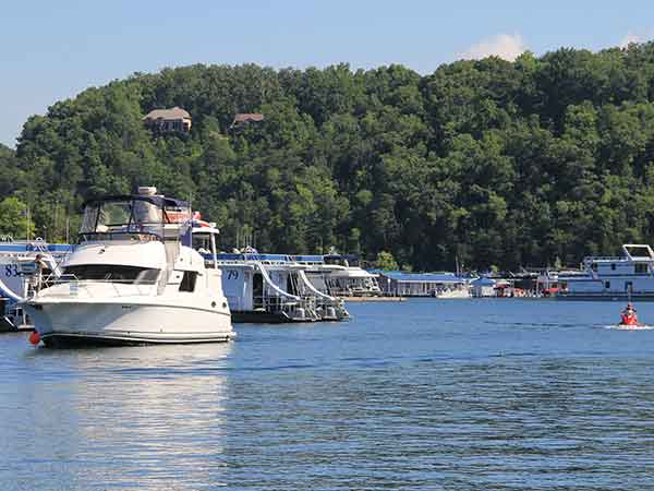 Lake Cumberland region tourism sector members say increasing annual business since 2009  has been growing exponentially the past few years.