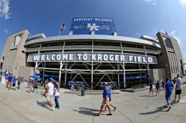 Commonwealth Stadium renamed Kroger Field