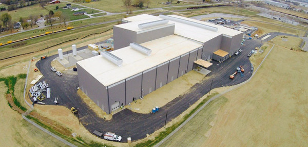 Bilstein's Bowling Green facility will supply the Northern American market with high-grade cold-rolled steel strip.