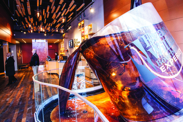 Evan Williams Bourbon Experience (Marty Pearl)