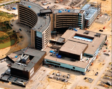 Owensboro Medical Health System, which is licensed for 477 hospital beds, is building a $385 million, state-of-the-art medical center.