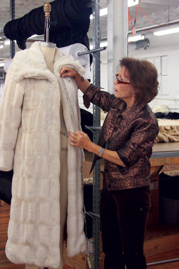 Donna Salyers grew an idea to sell fake fur coat kits into a booming retail and catalog business, Fabulous Furs.