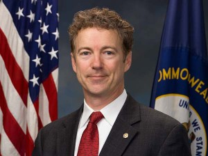 Sen. Rand Paul will speak at the Sept. 5 Capitol Connection event in Louisville.