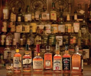 Kentucky, the birthplace of bourbon, produces 95 percent of the world's supply.