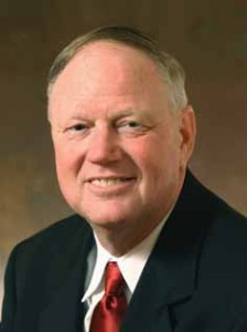 Dr. James Ramsey is president of the University of Louisville.