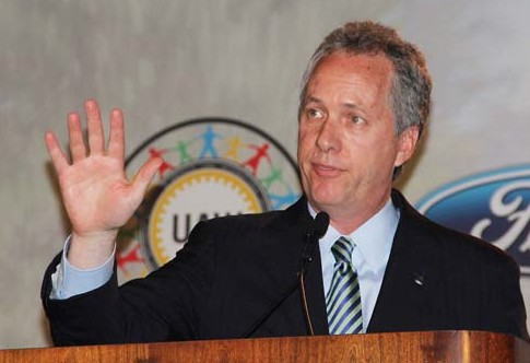 Louisville Mayor Greg Fischer announced a new economic development strategy today.