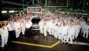 Interstate_Honda 1 Millionth Export