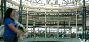 The Cincinnati-Northern Kentucky International Airport (CVG)