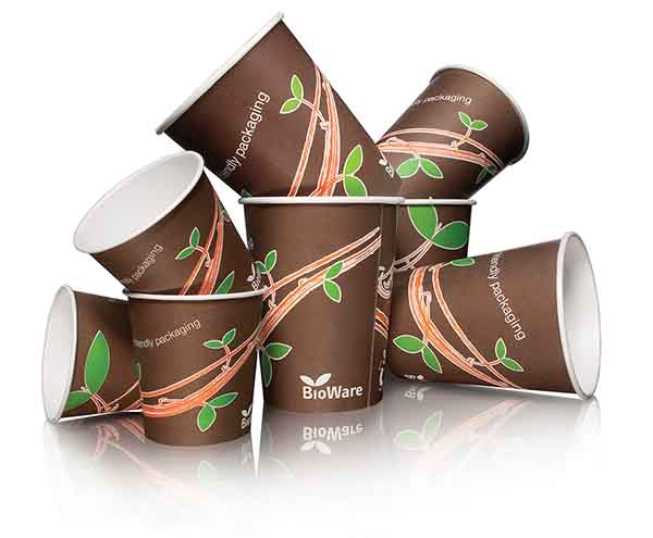 Huhtamaki's new Batavia Township, Ohio, plant will produce paper drink cups and distribute products made throughout the Huhtamaki manufacturing network.