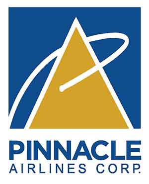 PINNACLE AIRLINES CORP. LOGO