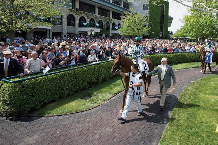 One of the most highly anticipated events of the season in Lexington — the Keeneland spring meet — returns April 5-26.