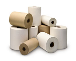 Wausau Paper has produced towel and tissue paper products at its Harrodsburg plant since 1990.