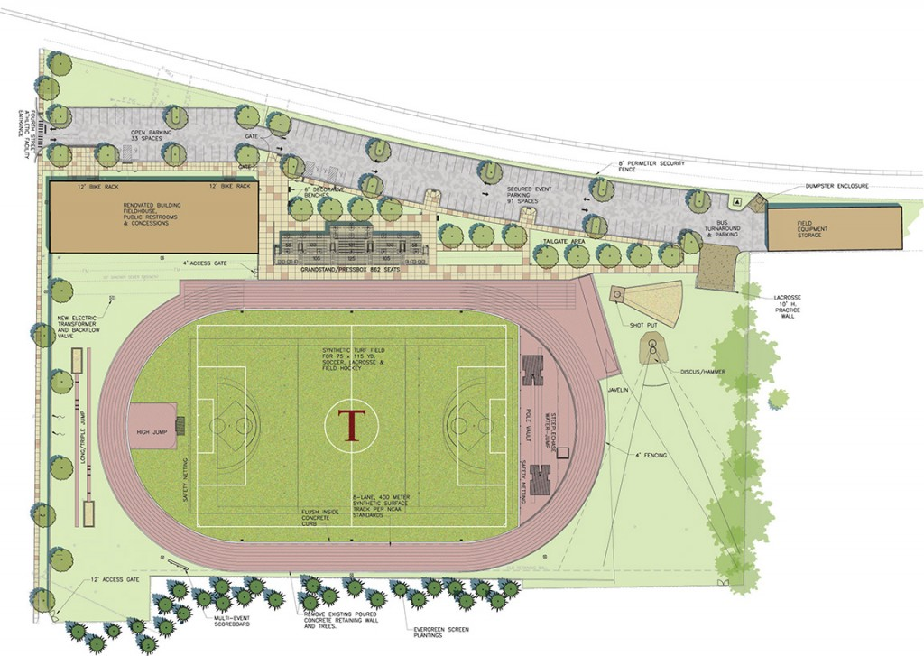 Transy Site Plan Rendering 1-11-13