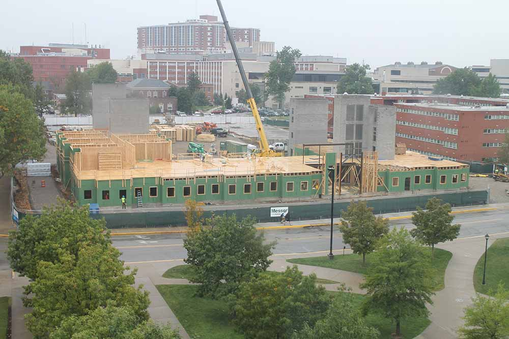 Financial innovations help universities tackle campus construction