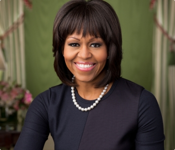 First Lady Michelle Obama will speak at EKU's spring commencement ceremonies.