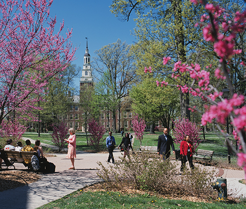 Tuition-free Berea College is one of the most unique four-year liberal arts institutions in the United States. All students must qualify by economic need as well as academic ability and participate in the accredited labor program for which they receive a work transcript.