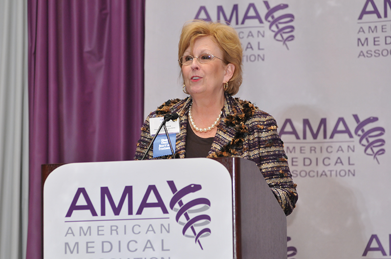 Dr. Ardis Lee Hoven of Lexington in June will be inaugurated as president of the American Medical Association. An internal medicine physician and infectious-disease specialist at the University of Kentucky, Hoven is the third woman president of the 166-year-old AMA.