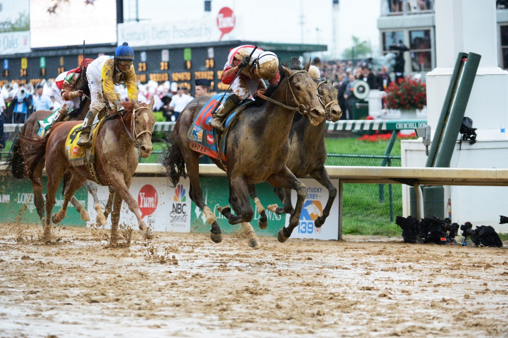 Orb, Kentucky-bred son of Malibu Moon out of the Unbridled mare Lady Liberty, won the 139th Kentucky Derby.