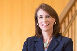 Christine Riordan has been named UK's new provost.